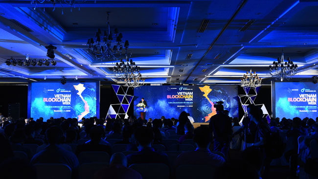 Vietnam's First-Ever Blockchain Week Attracted Record Turn-out